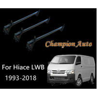 Stainless Steel Nudge Bar For Toyota Hiace LWB 2005-2018