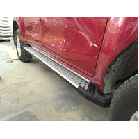 Side Steps for Ford Ranger Super Cab  2012 -2018 (S4)