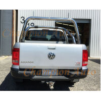 Volkswagen Amarok 2010 - 2018+ TUB 3'' Stainless steel Ladder Rack