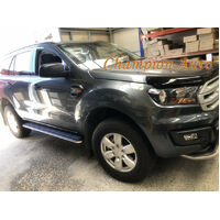 FreeStyle Cab Mazda BT-50 BT50 Side Steps Running Boards 2012-2018+ (S5)