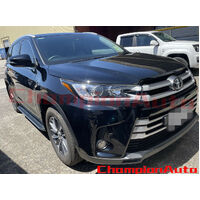 Side Steps Running Boards Aluminium for Toyota Kluger 2014- 2018 + (CMP15)
