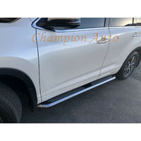 Side Steps Running Boards Aluminium for Toyota Kluger 2014-2018+ (CMP94)