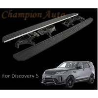 Land Rover Discovery 5 OEM Style Side Steps Running Boards 2017 2018 2019