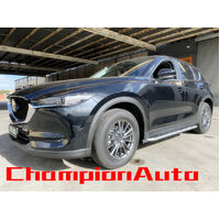 Side Steps Running Boards To Fit The New Mazda CX-5 CX5 2017 2018 2019