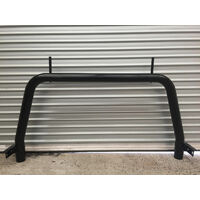 3'' Black Powder Coated Steel Ladder Rack Fit Toyota Hilux 2005-2014 TUB