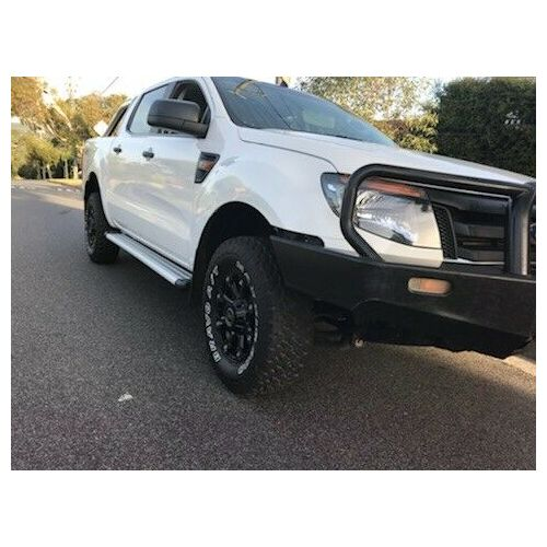 Ford Ranger PX PX2 Mazda BT50 Dual Cab Side Steps Aluminium 2012 - 2020 +(S6)